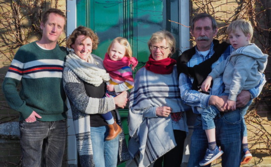 Familie Williams en Kodde